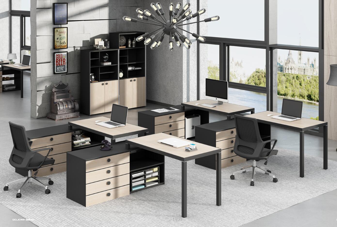 员工桌职员桌