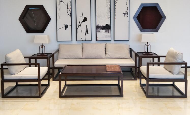 新中式现代沙发