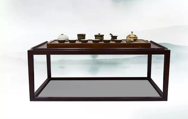 现代新中式茶几